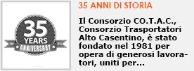La Storia CO.T.A.C.